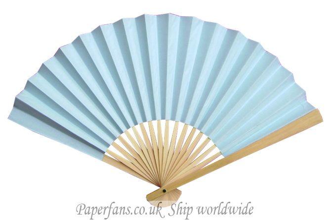 Paper Ceiling Fan : Affordable ceiling lights uk alerts light blue paper fans